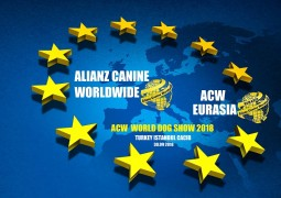 ACW WORLD DOG SHOW 2018 TURKEY ( CACIB )