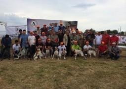 AVKIF Ordu Fermalı Av Köpekleri Mera Ve Kopoy Irk Yarışması (Sonuçları)