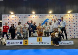 ALIANZ EURASIA DOG SHOW 2021 ISTANBUL