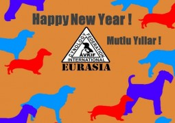 Happy New Year..! EURASIA FEDERATION