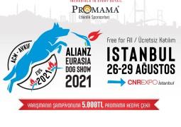 ACW – AVKIF  DOG SHOW ISTANBUL – 26-29 AĞUSTOS