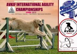 ACW – AVKIF INTERNATIONAL AGILITY CHAMPIONSHIPS ( CYPRUS ) 2015
